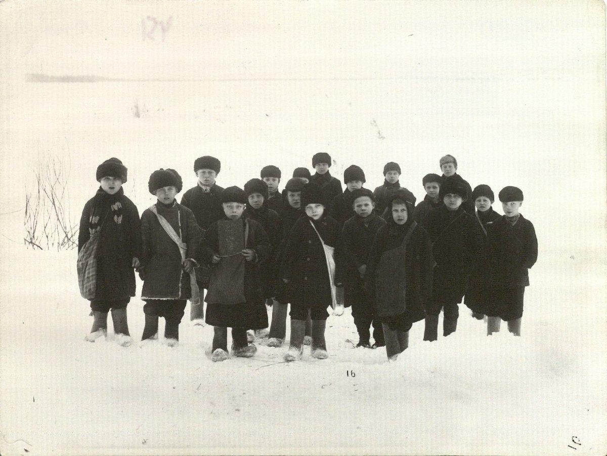Выставка «Коллекция музея. Зима. Яодин»