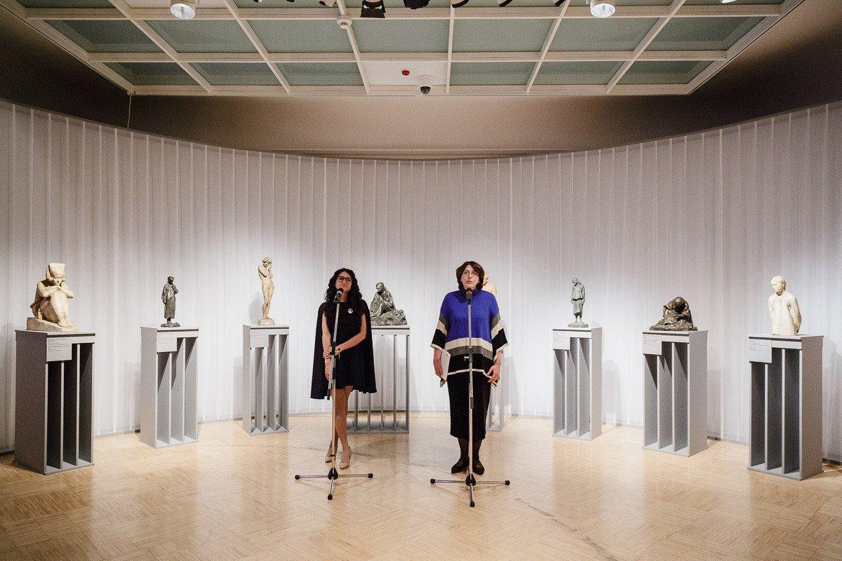 Выставка «Скульптор Андреев. Кем выбыли до1917 года?»