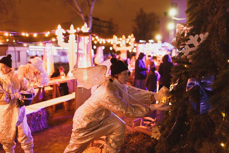 Новогодняя ночь 2016 всаду «Эрмитаж»