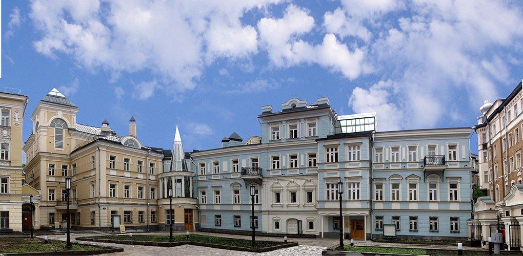 Библиотека-читальня имени И.С. Тургенева