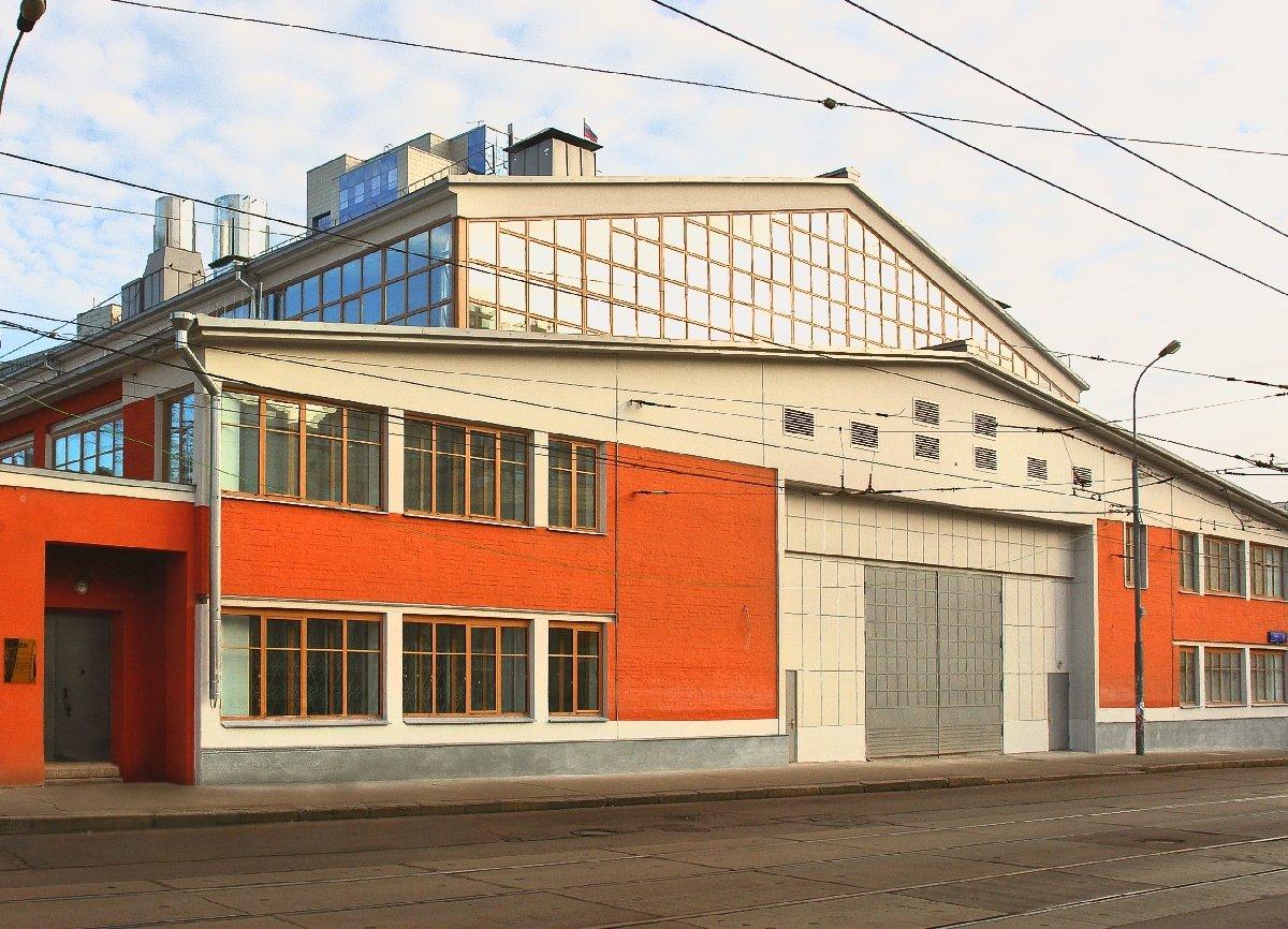 Всероссийский художественный научно-реставрационный центр им. И.Э. Грабаря