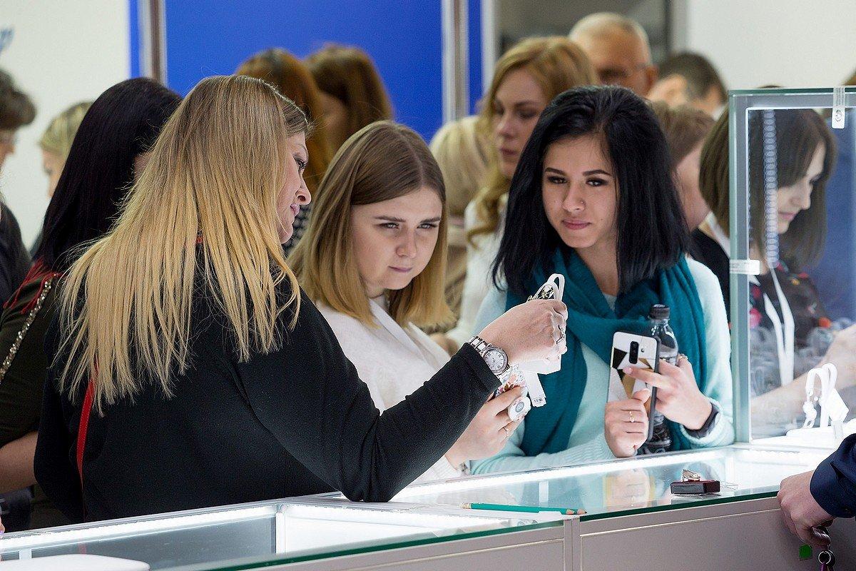 Ювелирная выставка «Junwex Москва 2020»