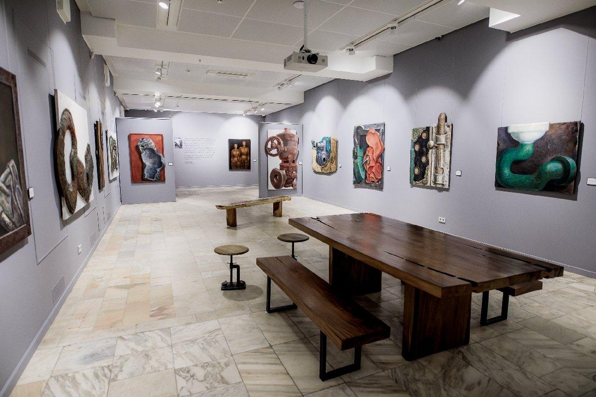 Выставка «Андрей Гросицкий. Порядок вещей»
