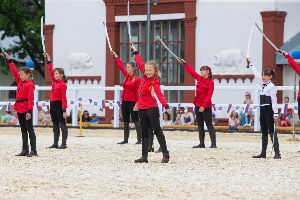 Фестиваль «Конные традиции России» 2021