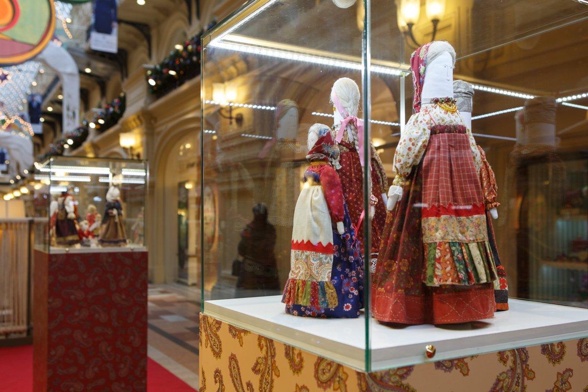 Выставка «Душа России»