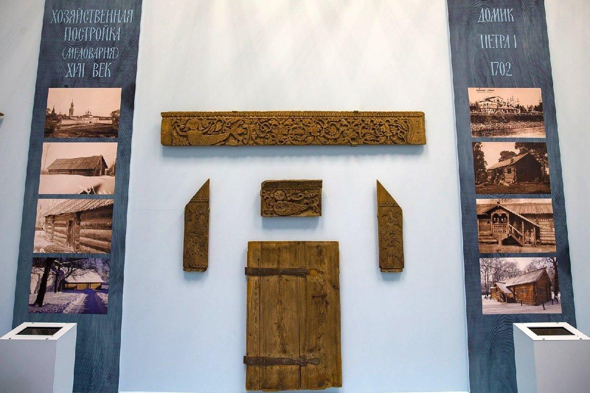 Выставка «Первый деревянный заповедник»