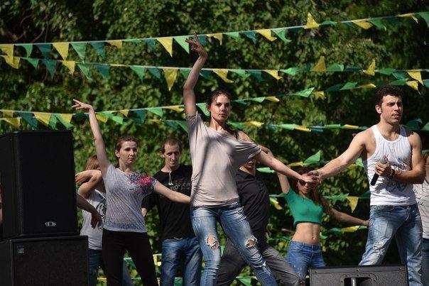 Фестиваль «Помогаем наздоровье» 2016