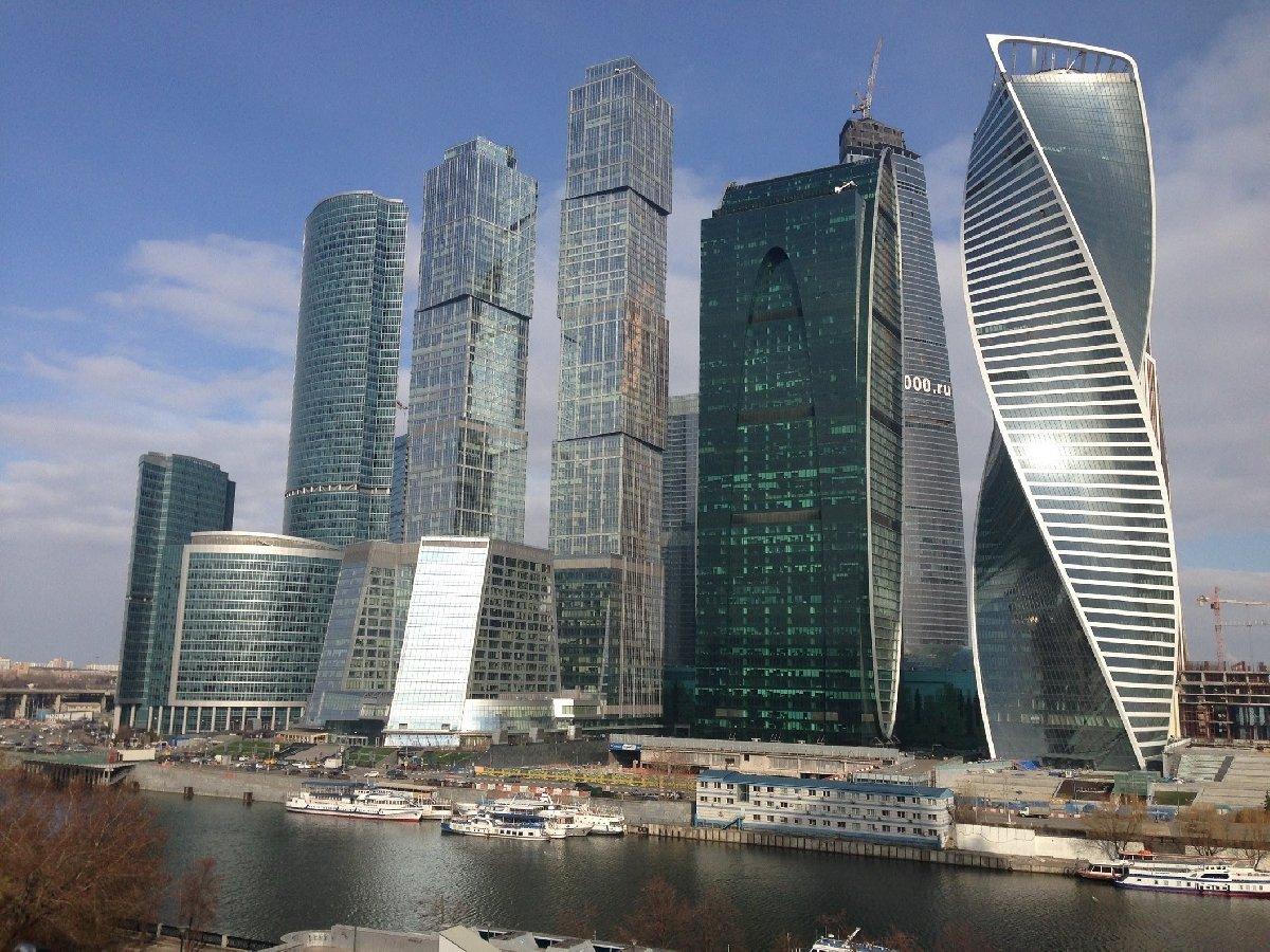 картинки самого большого здания в москве