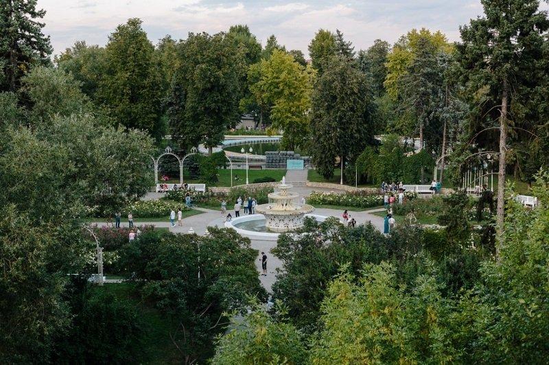 Экологический фестиваль вПарке Горького 2019