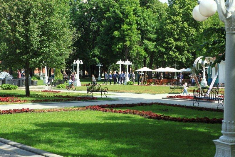 День русского языка всаду «Эрмитаж» 2016