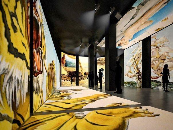 Выставка «Дали– живые полона»