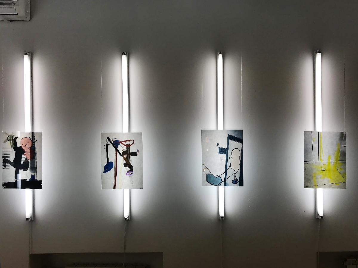 Выставка номинантов 2 Московской Арт Премии