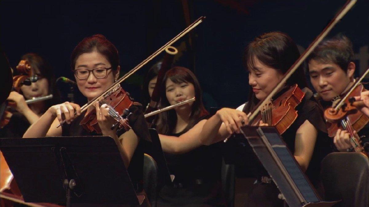 Концерт классической музыки итанцев народов мира 2017