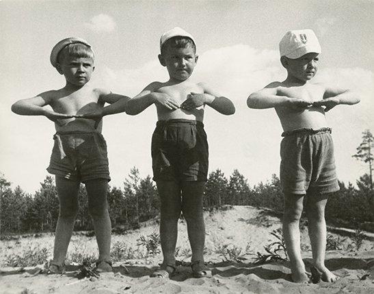 Выставка «Советская повседневная жизнь. 1930–1960-е годы»