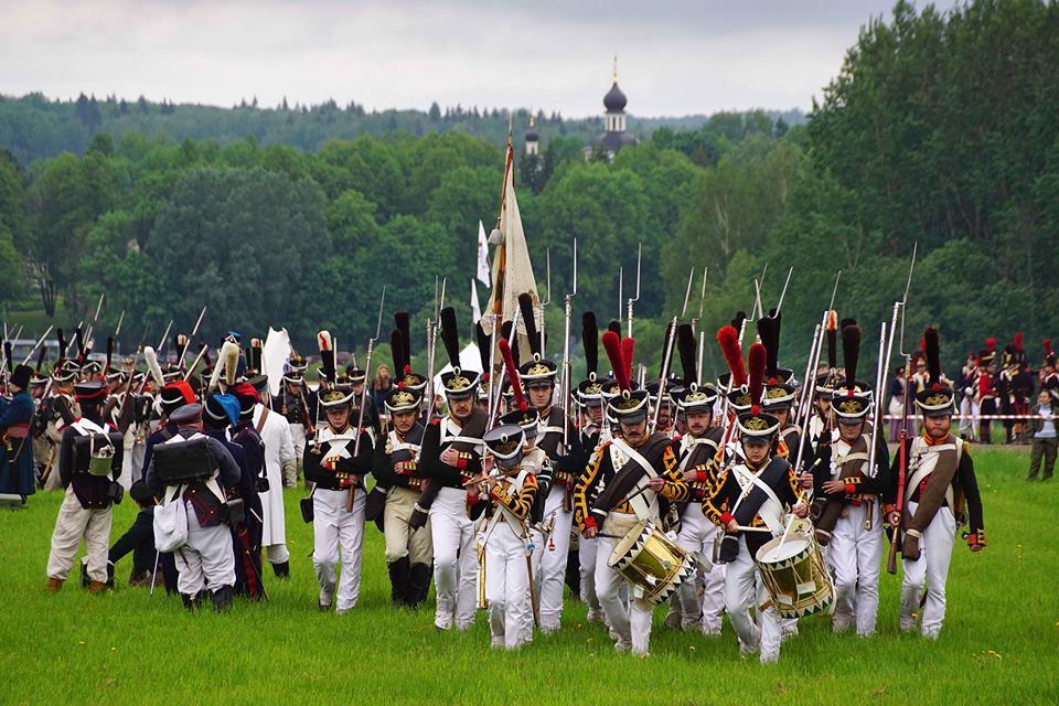 Военно-исторический праздник «Стойкий оловянный солдатик» 2019