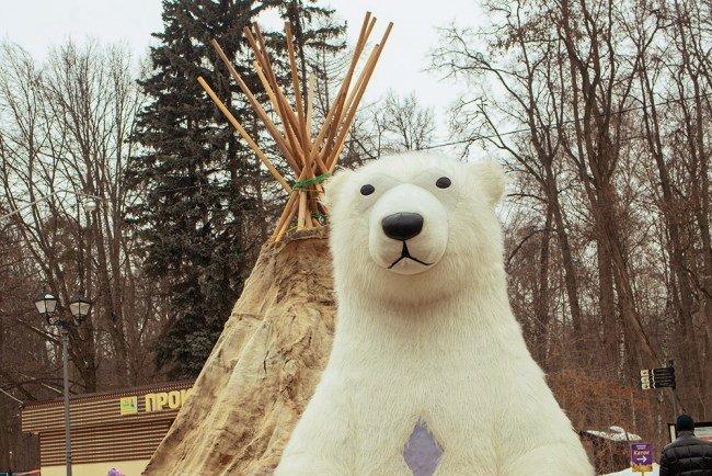 Арктический зимний фестиваль «Чувство снега» 2020