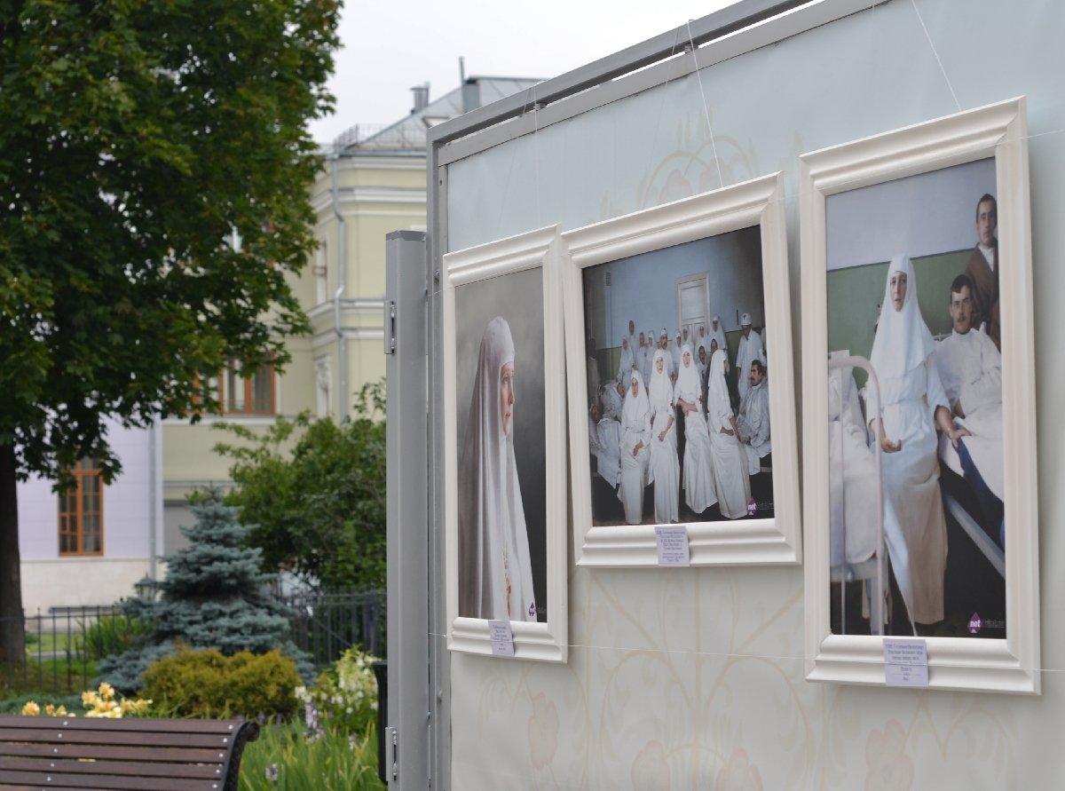 Выставка «Романовы. Ожившие фотографии»