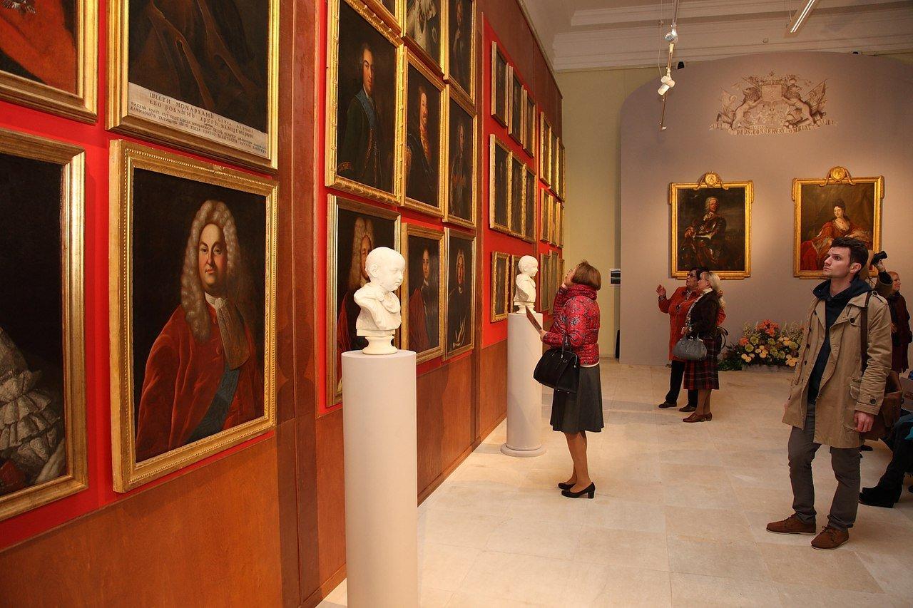 Выставка «Портретная галерея усадьбы Кусково»