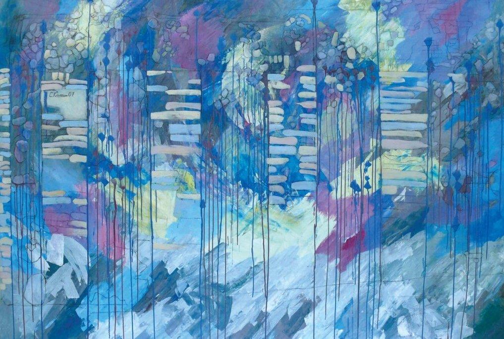 Выставка «Инварианты ипересечения»