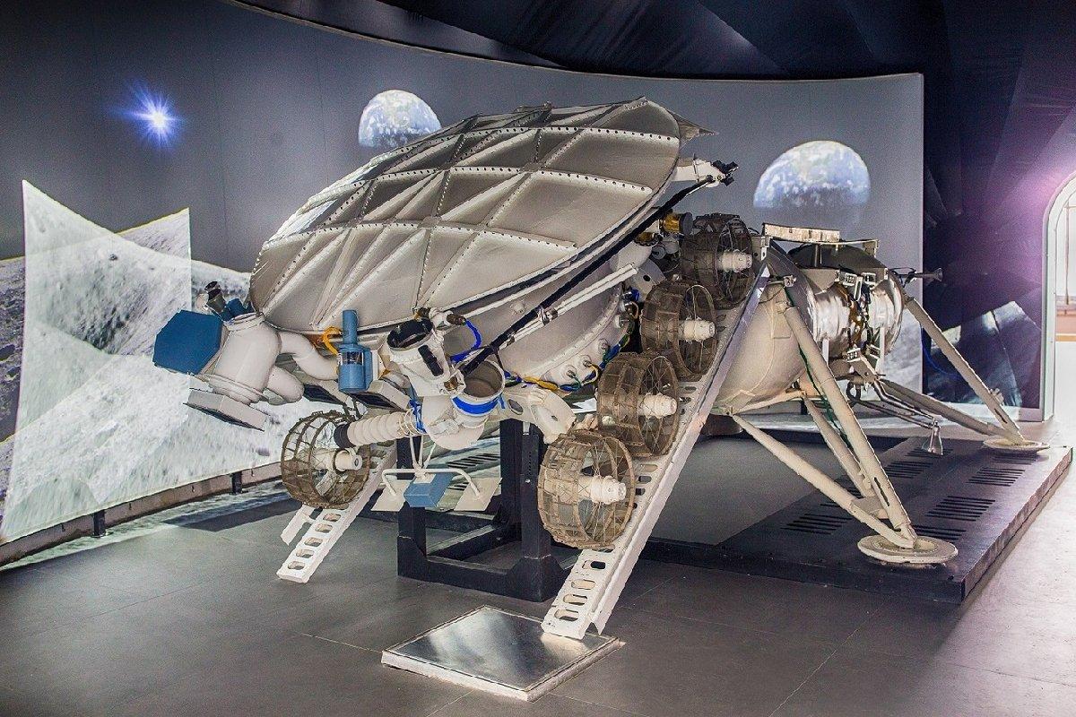 «Дни Луны» вцентре «Космонавтика иавиация» 2020