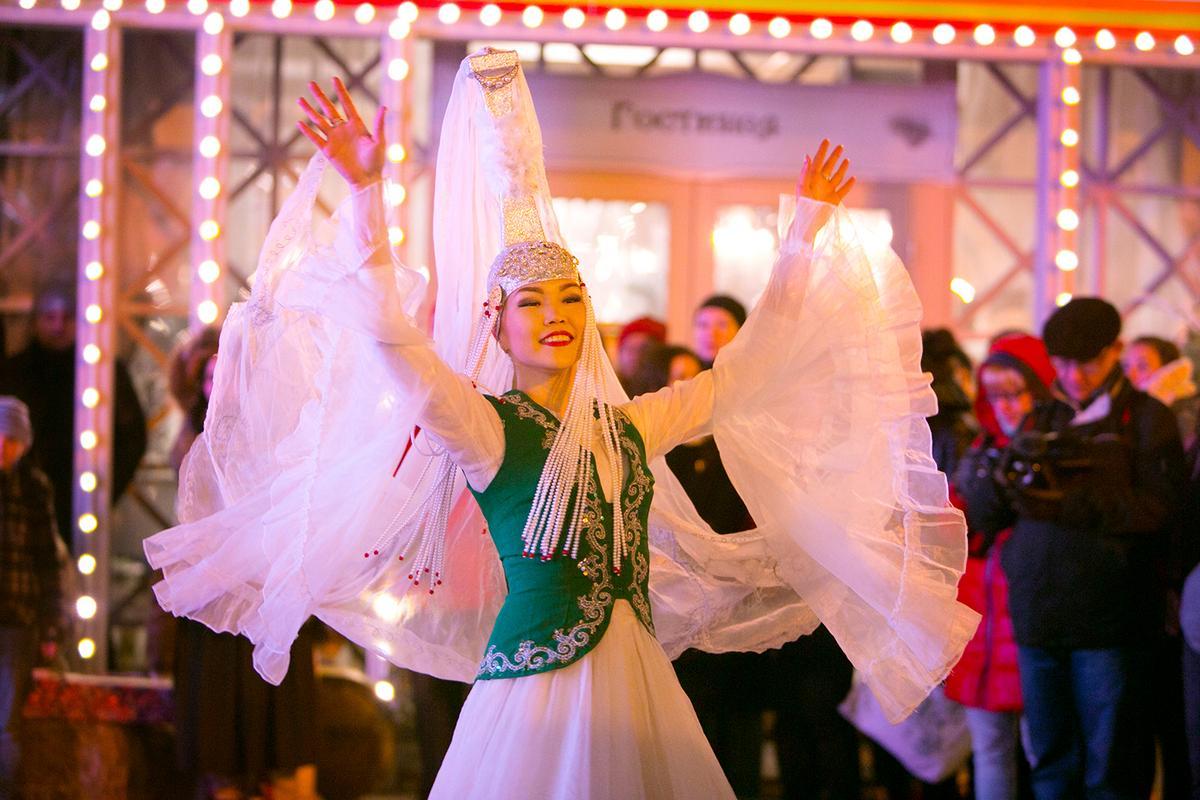 Фестиваль «День народного единства» 2018