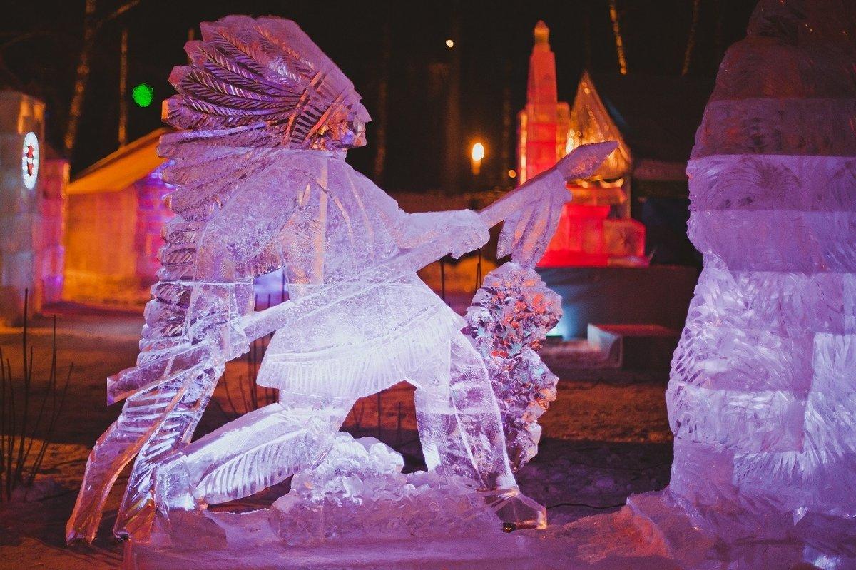 Харбинский фестиваль снежных иледяных скульптур 2019/20