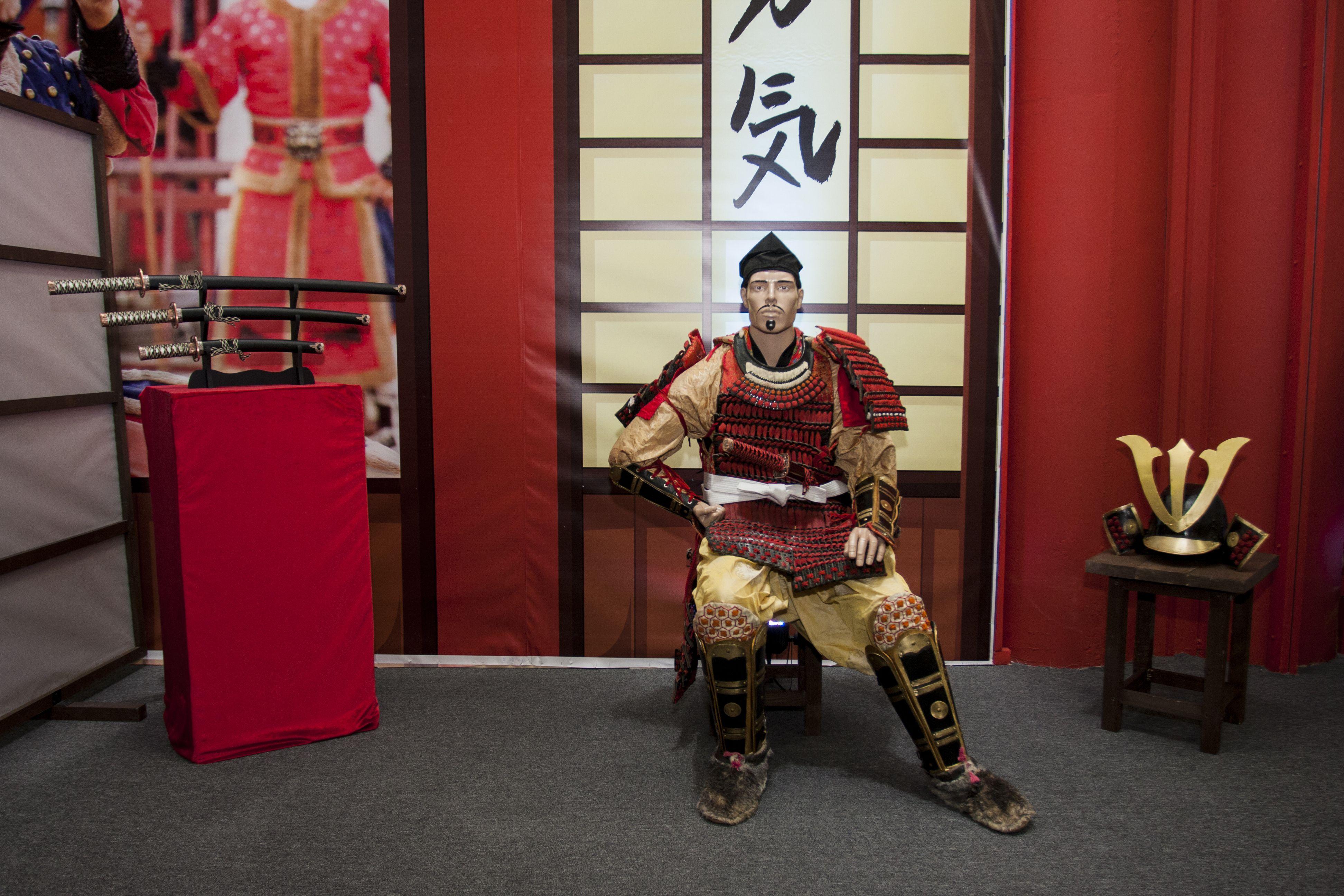 «Путь самурая» винтерактивном театре будущего De-Arte