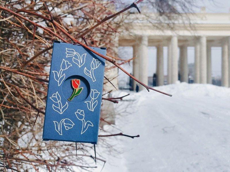 8 марта вПарке Горького 2020