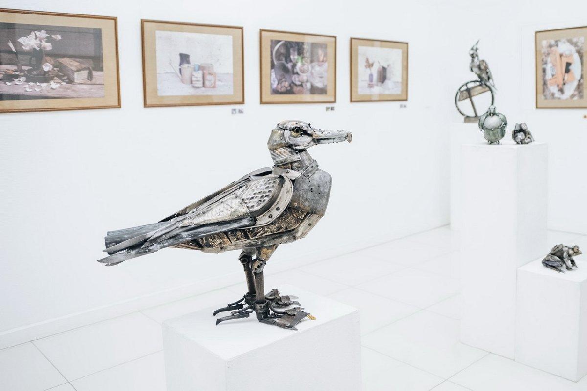 Выставка «Хлам»