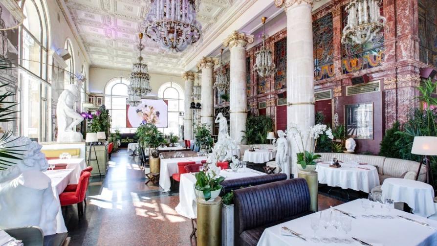 Ресторан «Balzi rossi»