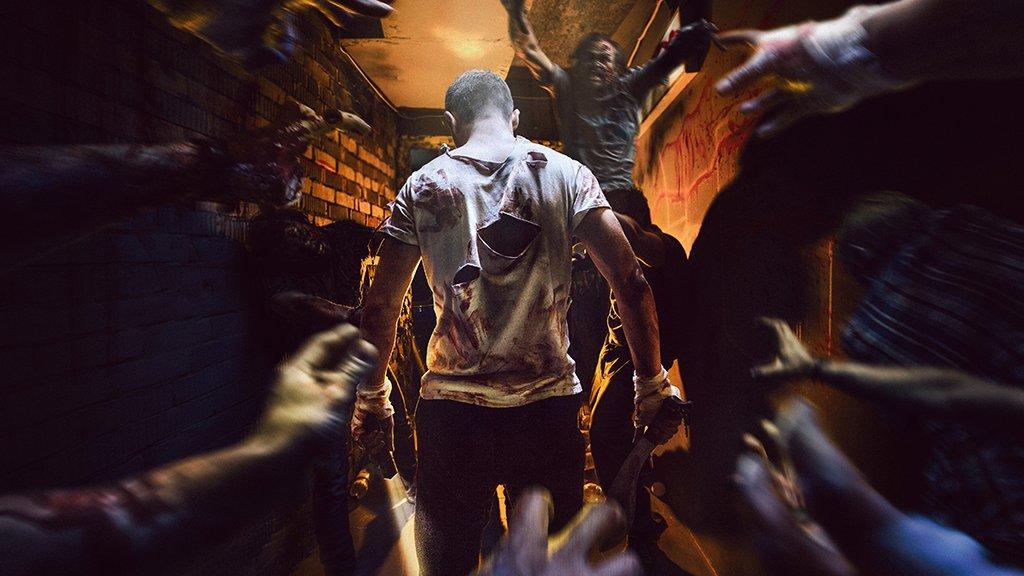 Театрализованная экшн-игра «Зомби Апокалипсис»