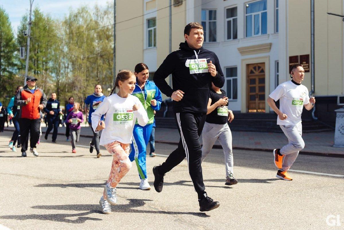 Зеленый марафон «Бегущие сердца» 2019