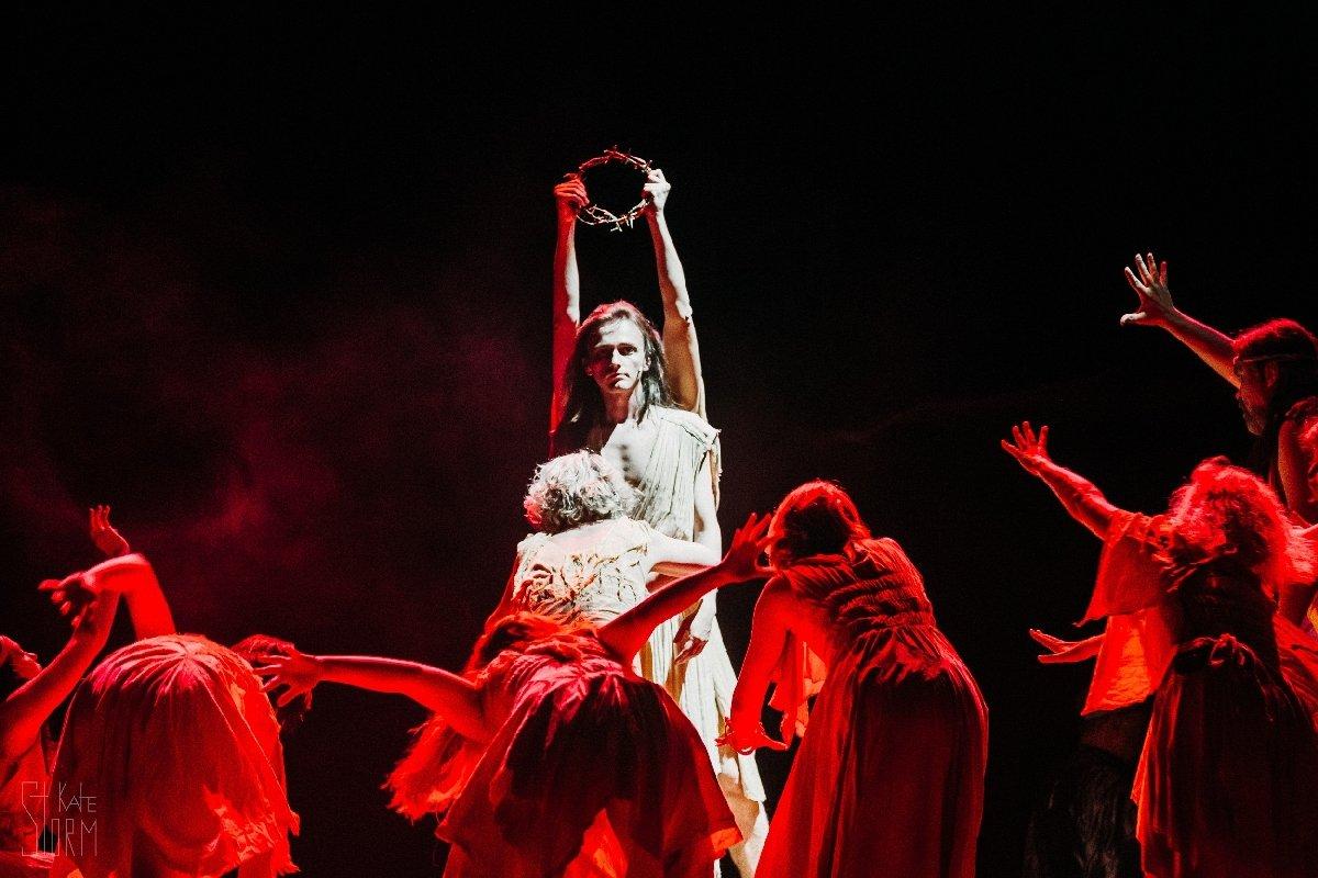 Рок-опера «Иисус Христос– суперзвезда»2019