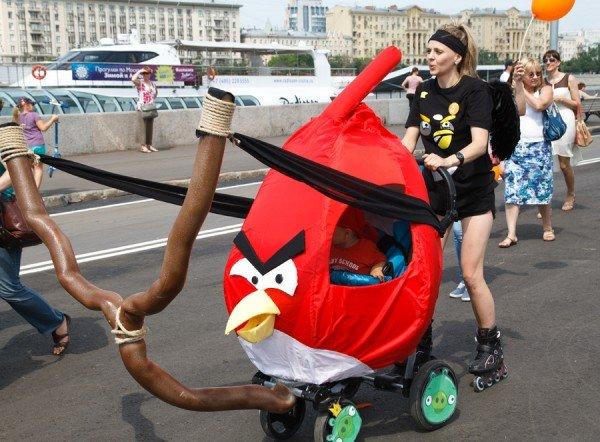 Парад колясок 2015