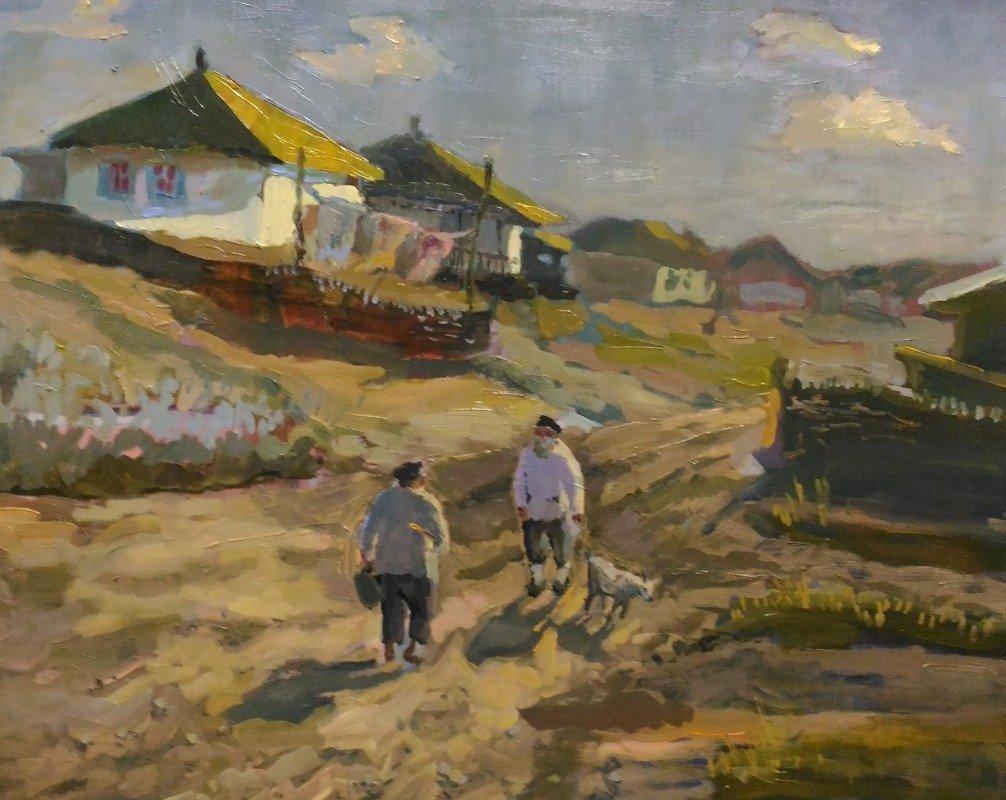 Выставка «Пленэр вгороде. Пейзажная живопись»