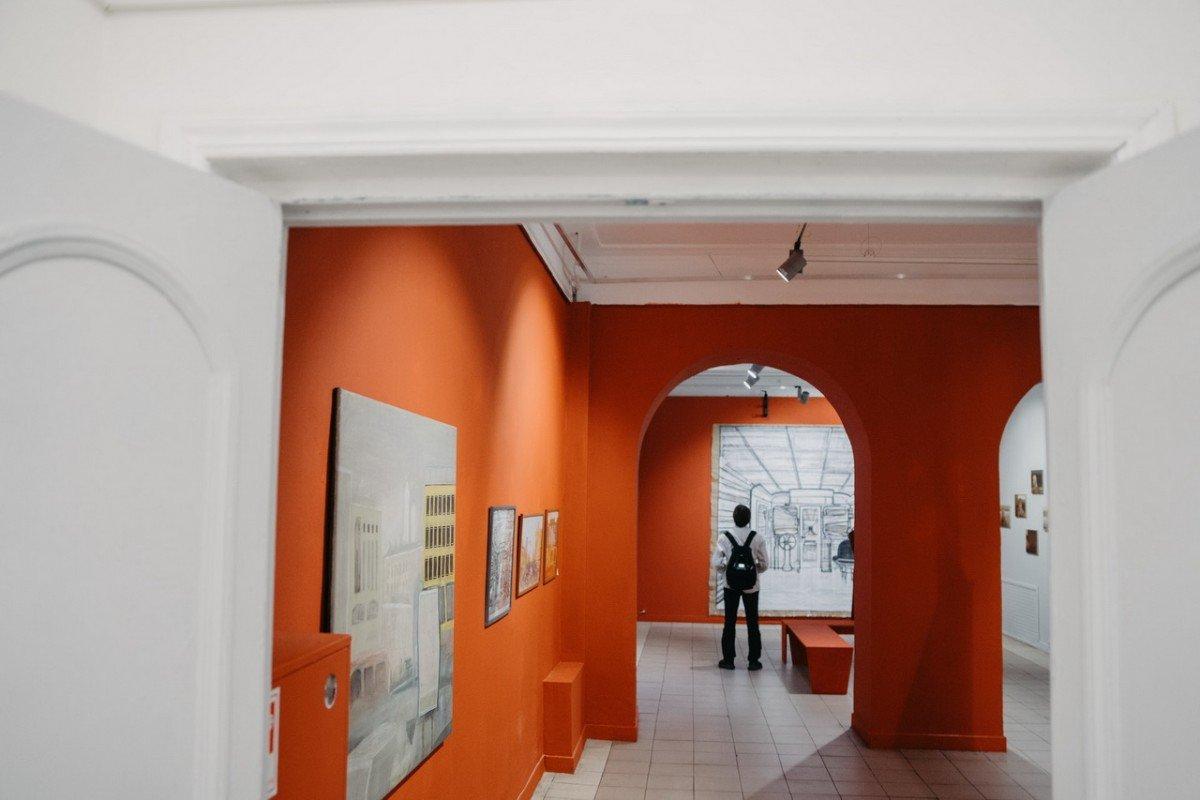 Выставка «Может, мыникогда ине встретимся»