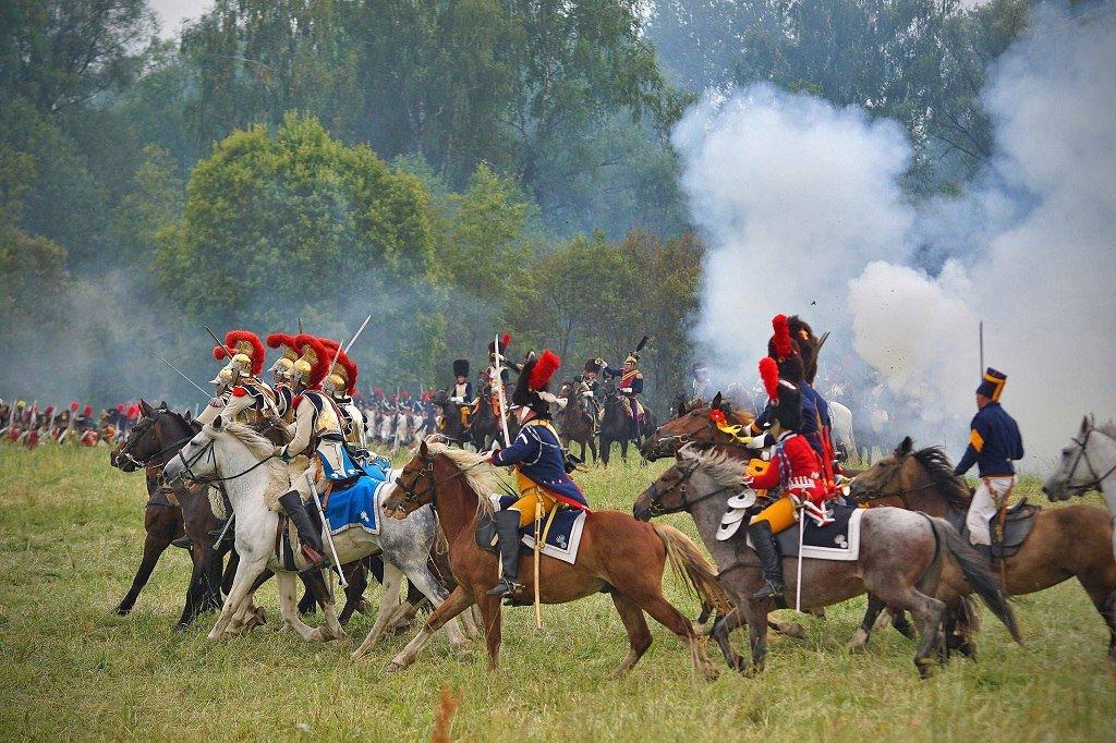 Международный военно-исторический фестиваль «День Бородина» 2018