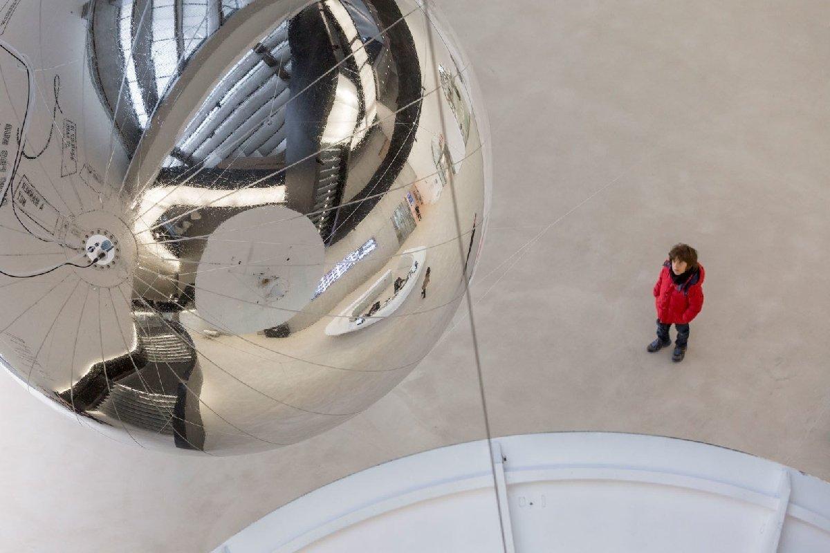 Выставка «Движущие атмосферы»
