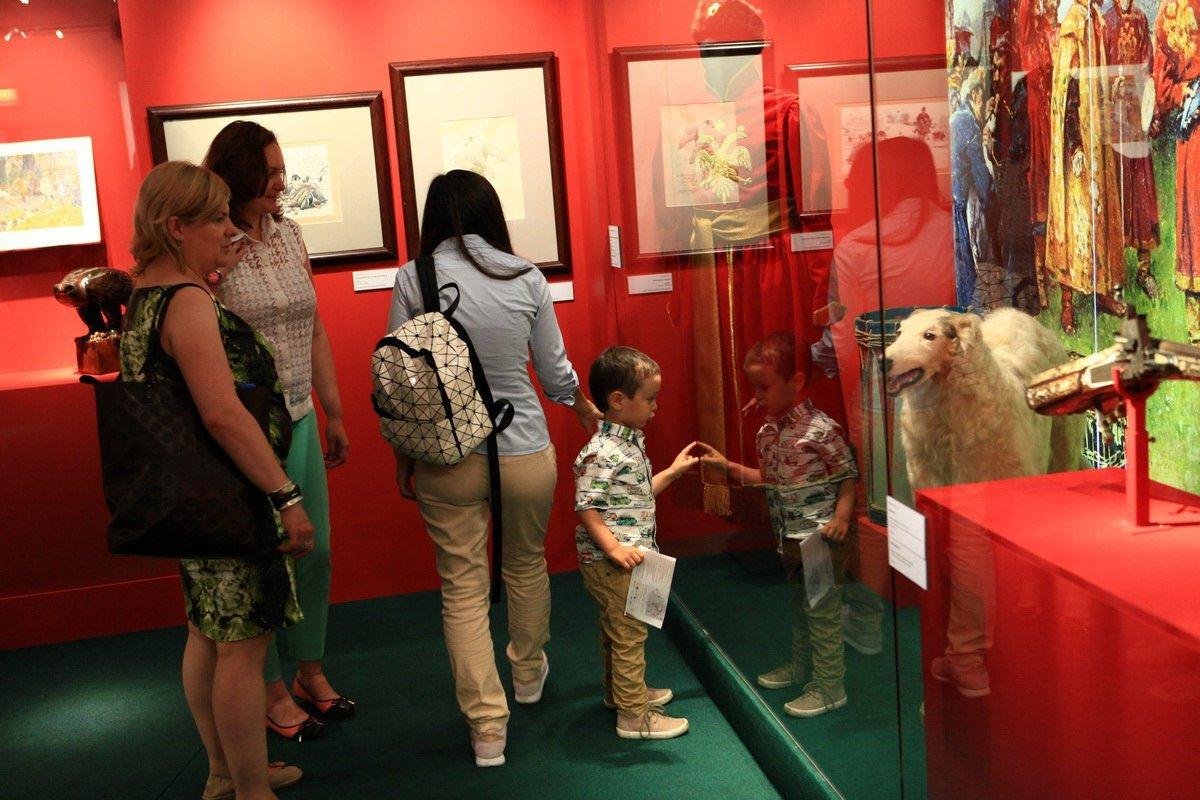Выставка «Соколиная охота. Царская потеха словчими птицами»
