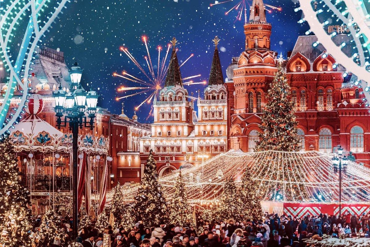 Фестиваль «Путешествие вРождество» 2019/2020