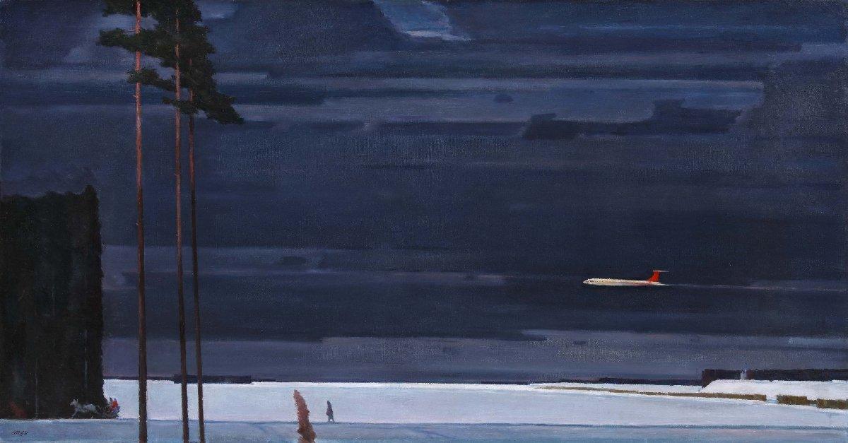 Выставка «Нисский. Горизонт»