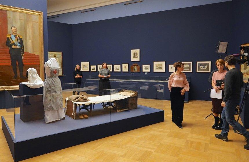 Выставка «Российская благотворительность под покровительством Императорского дома Романовых»