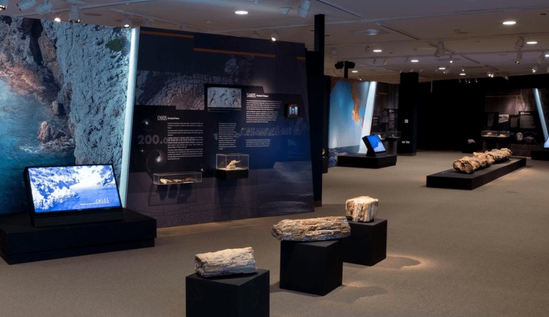 Выставка «Эгейское море. Рождение архипелага»