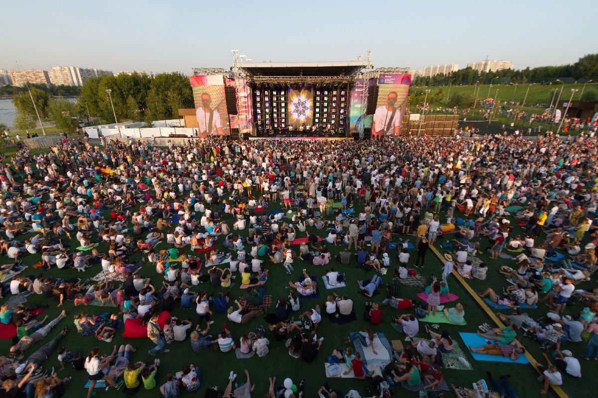 Международный фестиваль фейерверков «Ростех» 2018