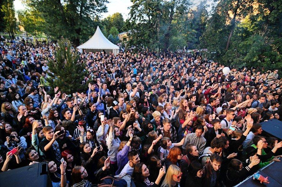 Фестиваль «Motherland Summer 2015»