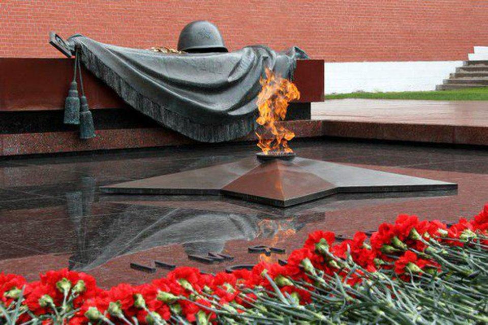 День памяти искорби вМоскве 2016