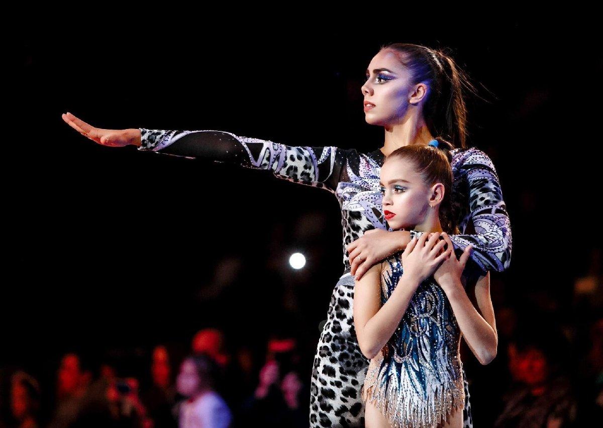 Шоу Олимпийский чемпионов «За спорт! Город будущего» 2017