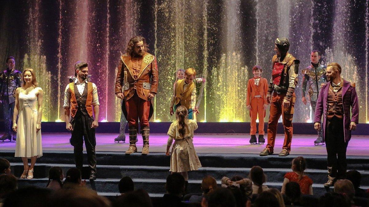 Цирковое шоу «Астролябия» 2017