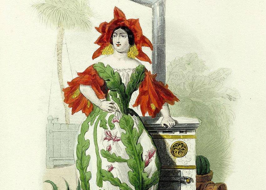 Выставка «Ожившие цветы»