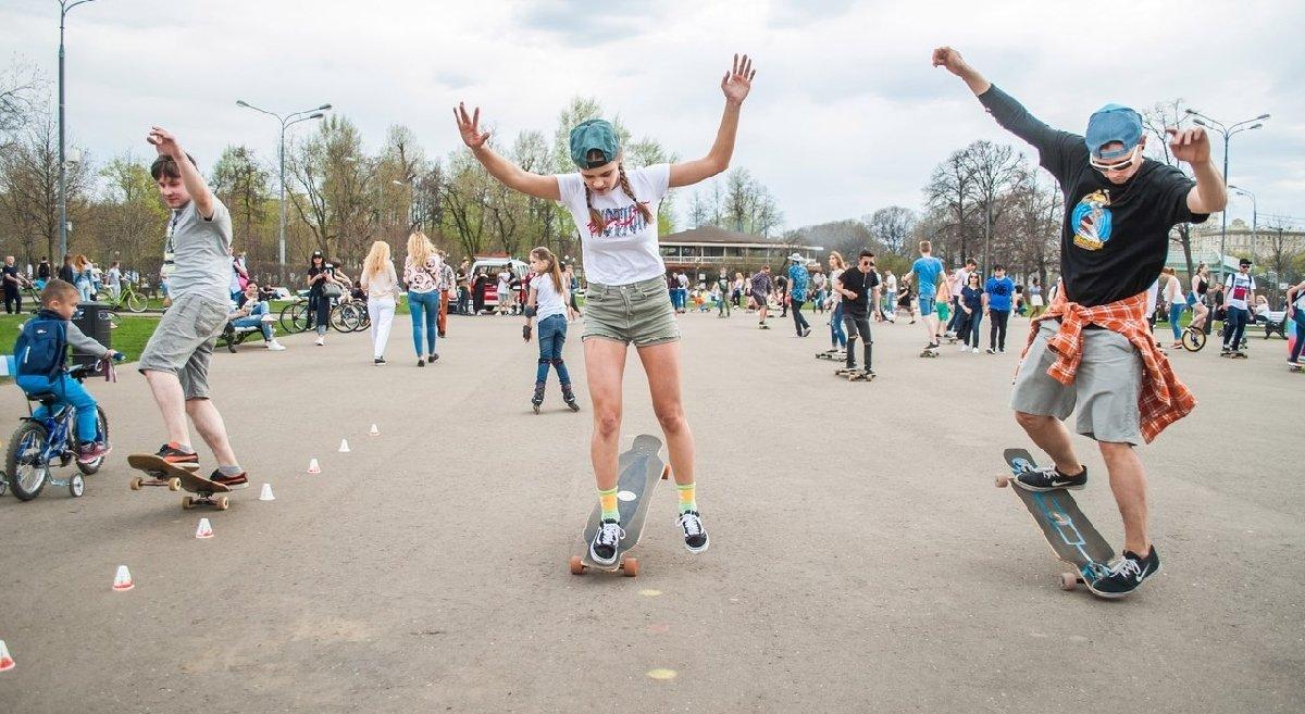 Прокат велосипедов впарках Москвы 2019